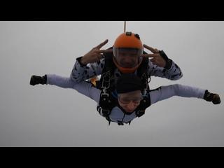 Прыжок с парашюта 🪂 .