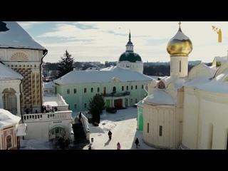 Храмы Троице-Сергиевой Лавры. Читает Александр Ананьев
