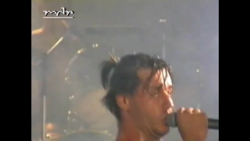 1994.08.27 - Rostock, M.A.U. Club, Germany