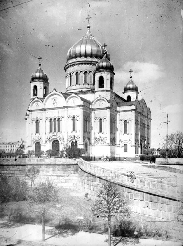 История уничтожения Храма Христа Спасителя в Москве, изображение №2
