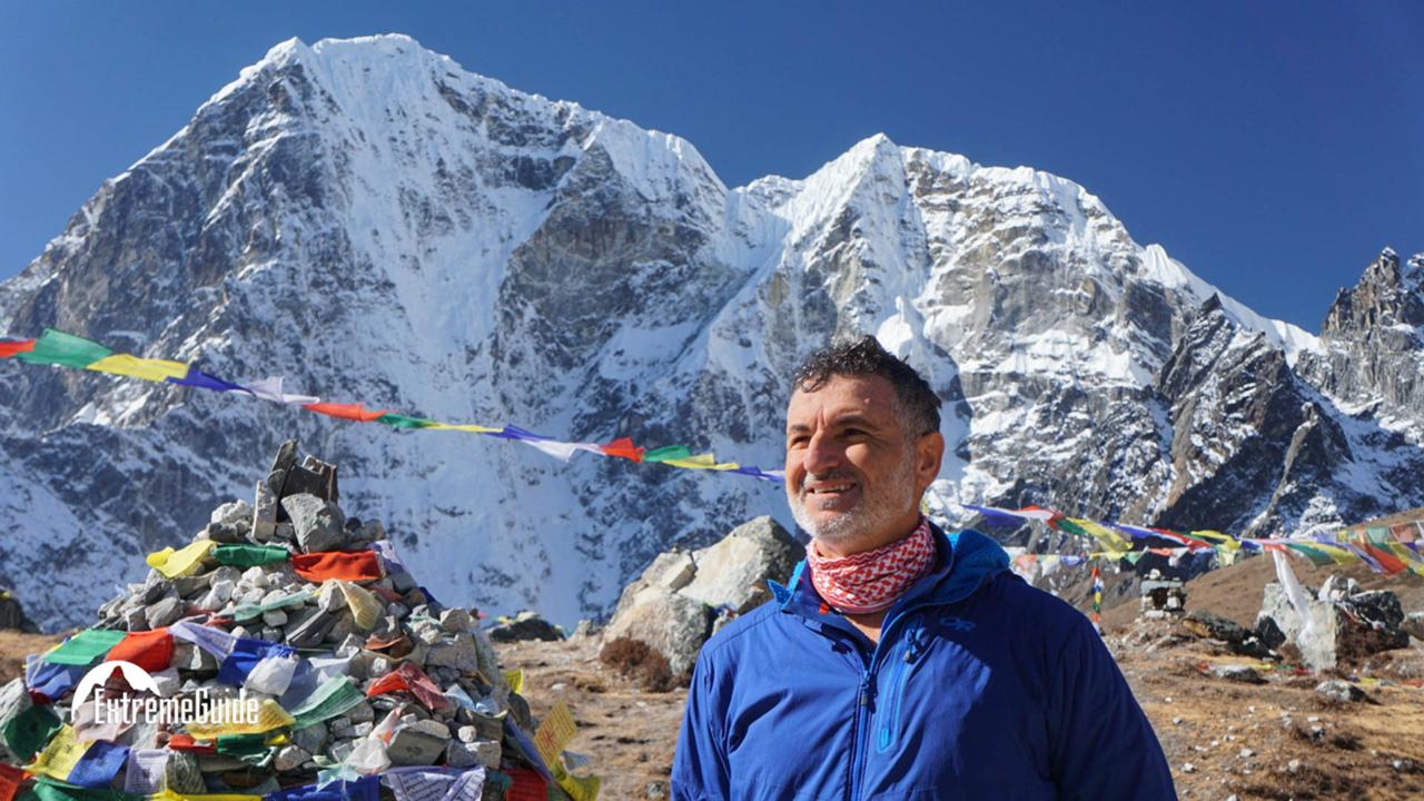 дугла базовый лагерь эвереста
