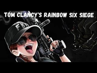 ️Naughty Siege/Tom Clancy's Rainbow Six️