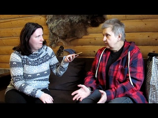 Интервью Марии Семёновой Наталье Солдатовой на семинаре писателей-фантастов «Малеевка-Интерпресскон» 2021 (частично)