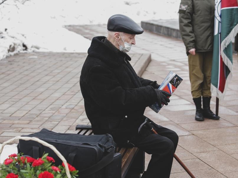 В Нижнем Новгороде отметили День моряка-подводника, изображение №11