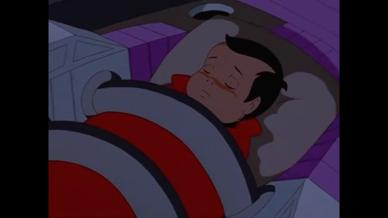 Супермен Последний сын Криптона Часть 1 S1E1 Superman TAS 1996 г Rus sub Muscle sub Group