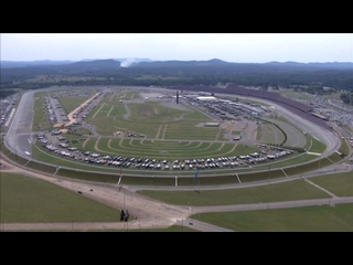 Chopper camera - Talladega - Round 31 - 2020 NASCAR Cup Series