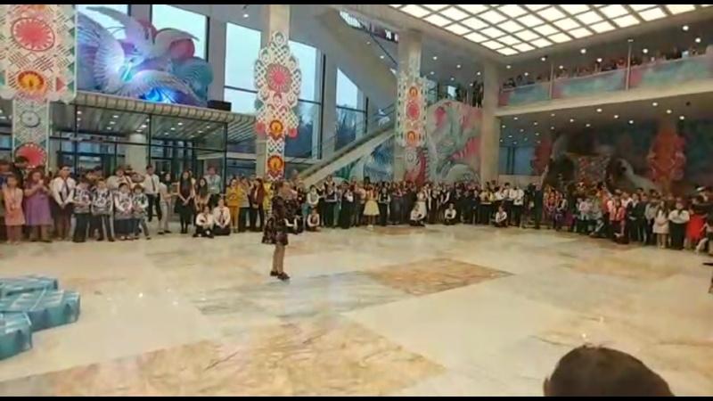 Отличница Поет Женя Лосева Государственный Кремлевский дворец 25 12 19