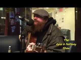 Homeless Mustard Sings «Creep»
