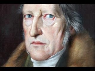 Про любовь по Гегелю