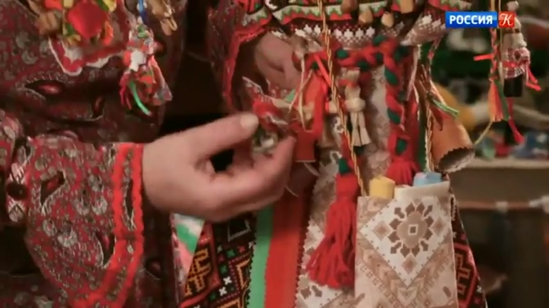 Утка золотая баба и медведь коми зырян Моя любовь Россия Телеканал Культура