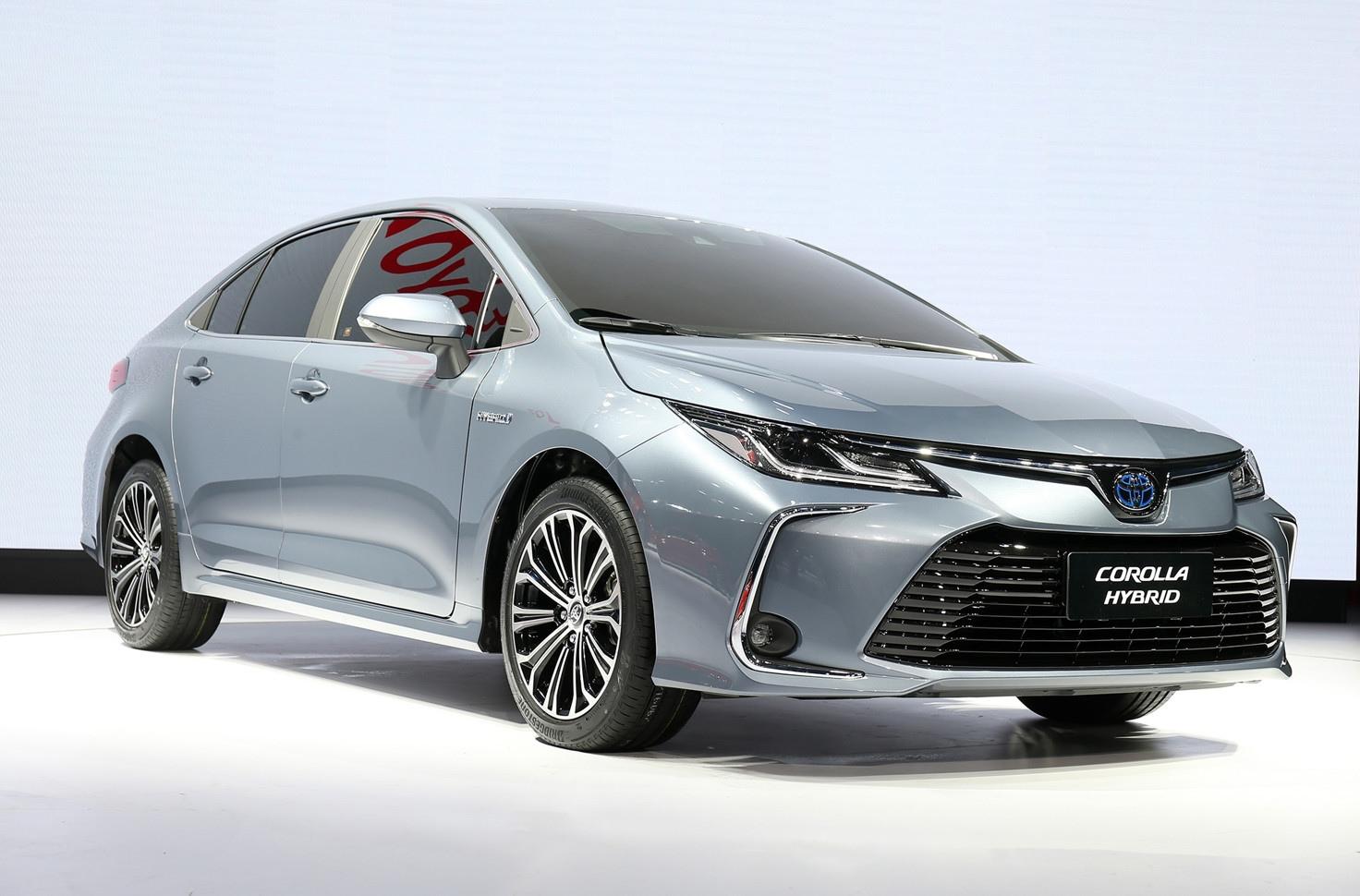 6 место: Toyota Corolla — 120 053 шт., 1,7% рынка