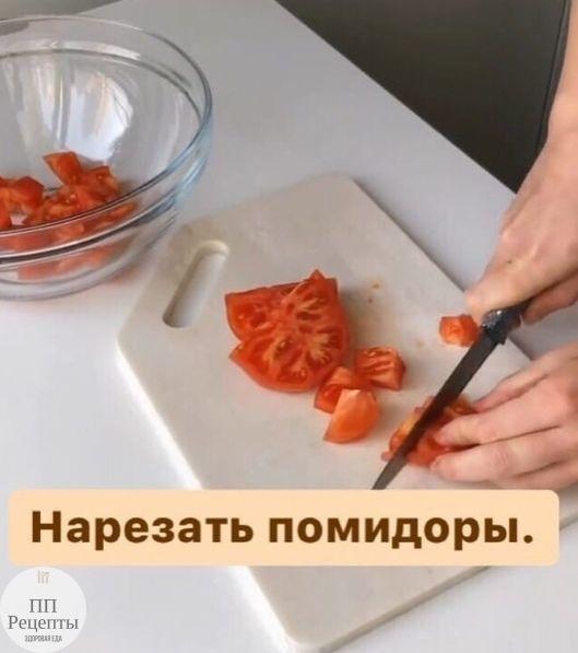 Сытный салатик