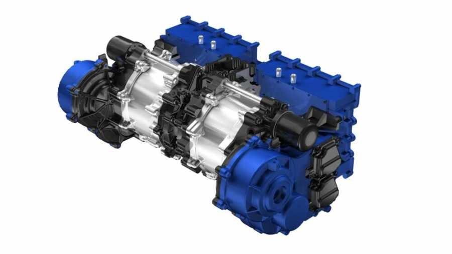 Yamaha разрабатывает 475-сильный электромотор
