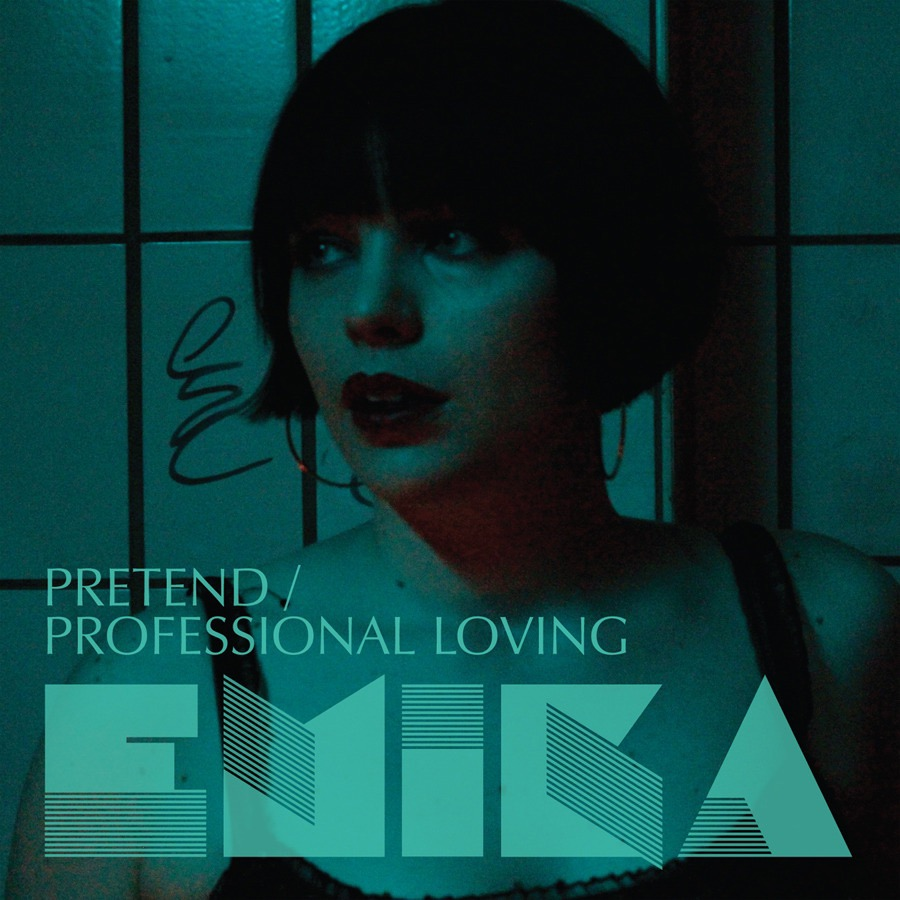 Emika album Pretend / Professional Loving