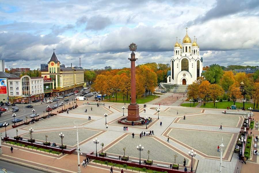 2022-06, Туры в Калининград из Тольятти в июне, 8 дней (N)