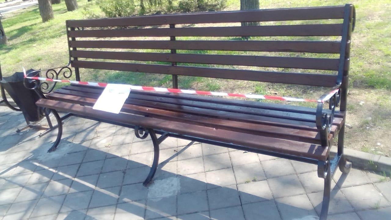 В Таганроге продолжают благоустраивать парки и скверы