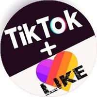 Взято с TikTok и Likee