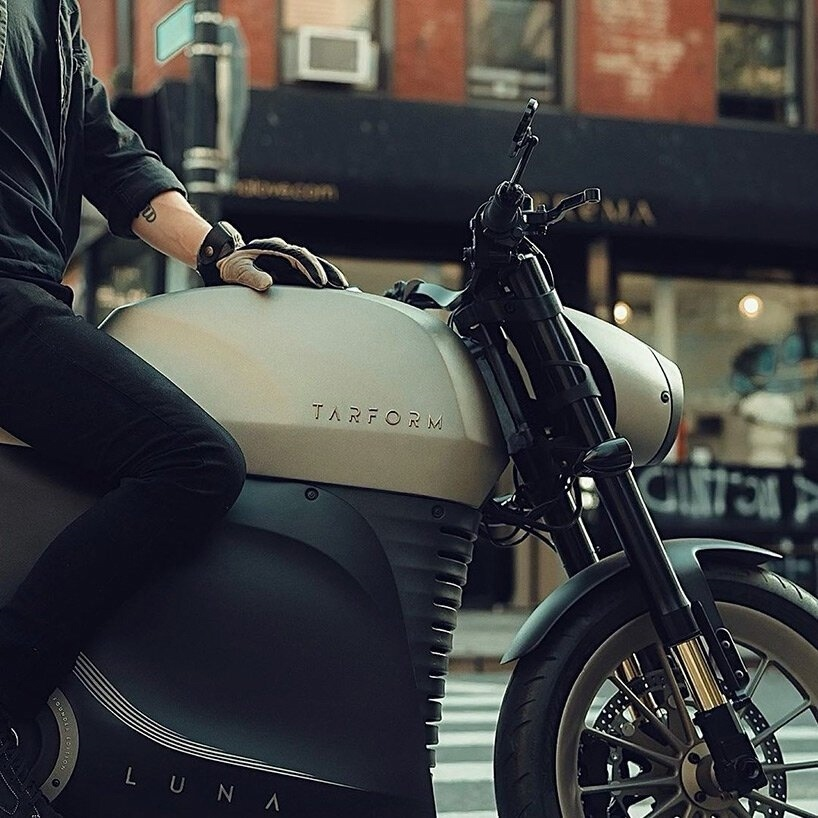 Электроцикл Tarform Luna