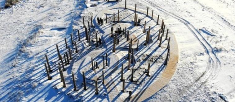 Белозерский район – уникальные археологические объекты!, изображение №1