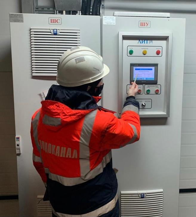 Модернизация станции ультрафиолетового обеззараживания сточных вод на очистных сооружениях г. Апатиты