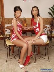 Meri и Rebeka