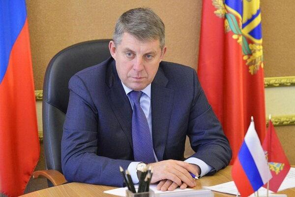 Александр Богомаз отказался от мандата депутата Го...