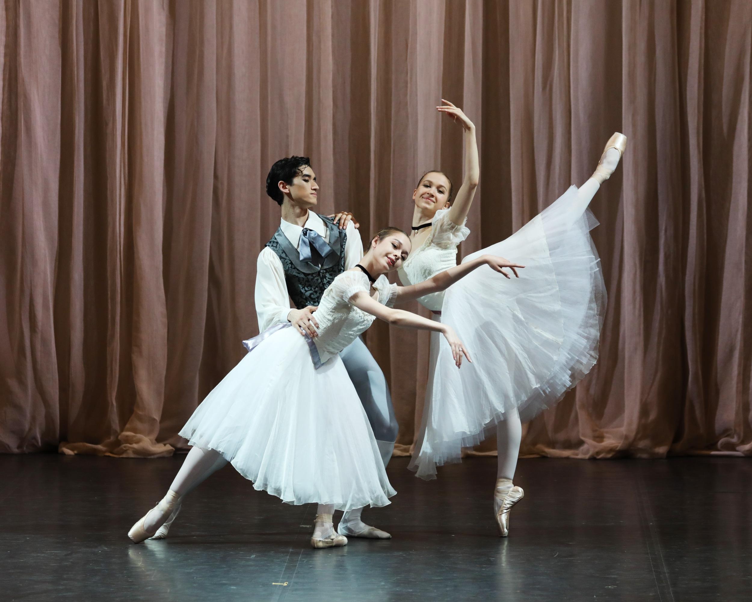 """Трио из балета """"Консерватория"""""""