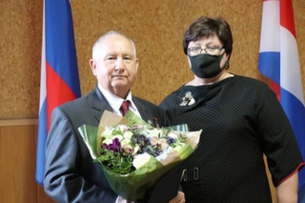 Юбилей отметил Заслуженный врач России, Почетный г...