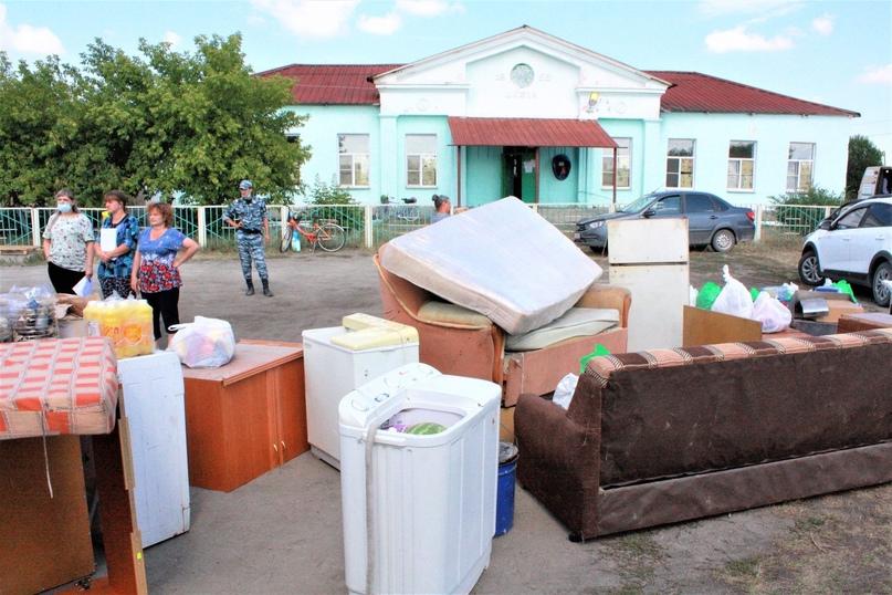 Гуманитарную помощь из Троицка доставили в Джабык 🤗