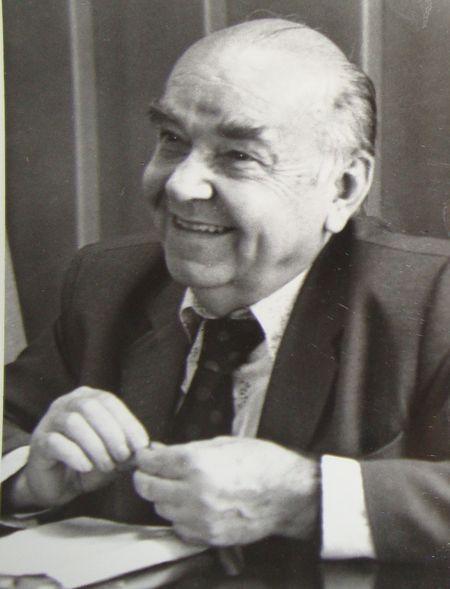 По страницам истории города: 100 лет со дня рождения Виктора Шутова