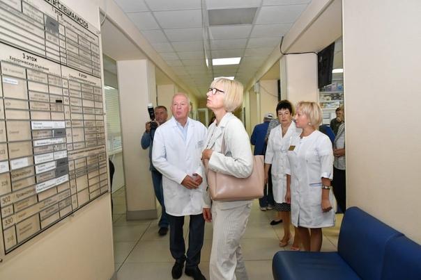 Финансирование системы здравоохранения Самарской о...