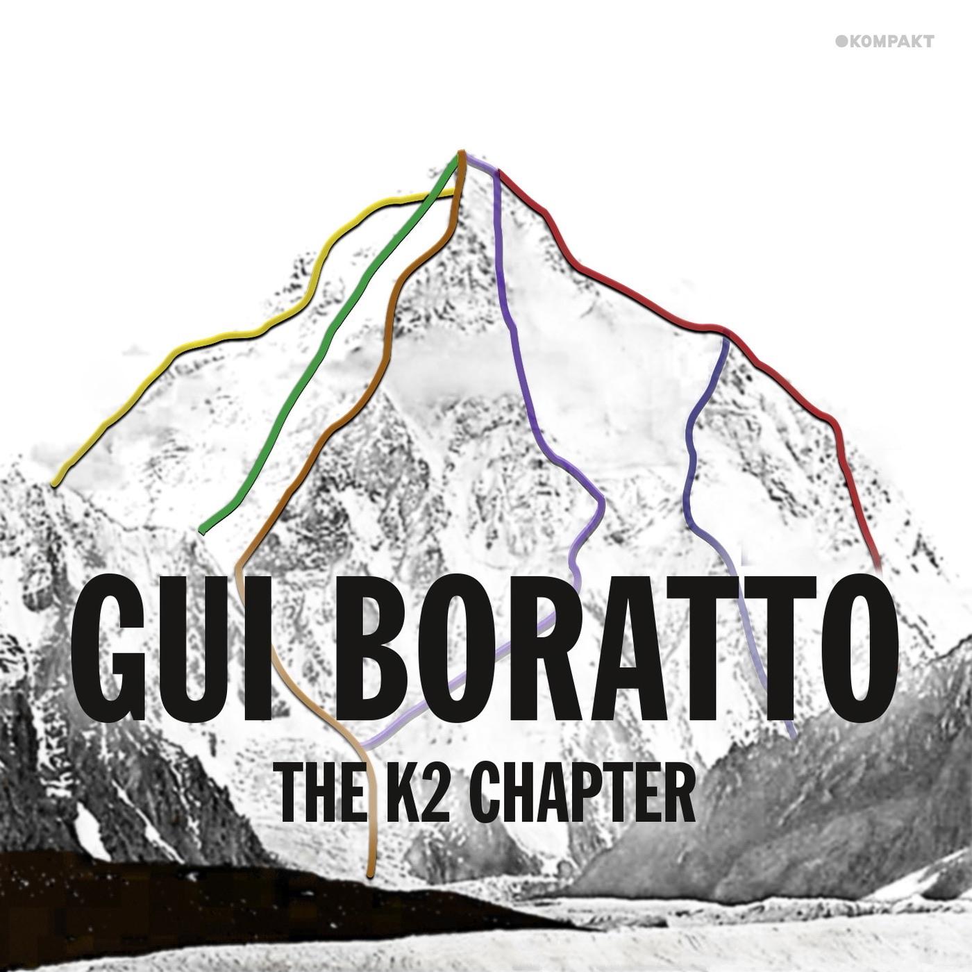 Gui Boratto album The K2 Chapter