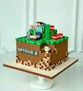 торт в майнкрафт #5