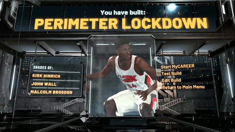 Создание персонажа: Perimeter Lockdown, изображение №9