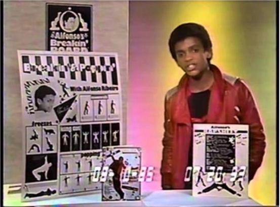 Альфонсо Рибейро - первая мини-версия Майкла Джексона., изображение №52