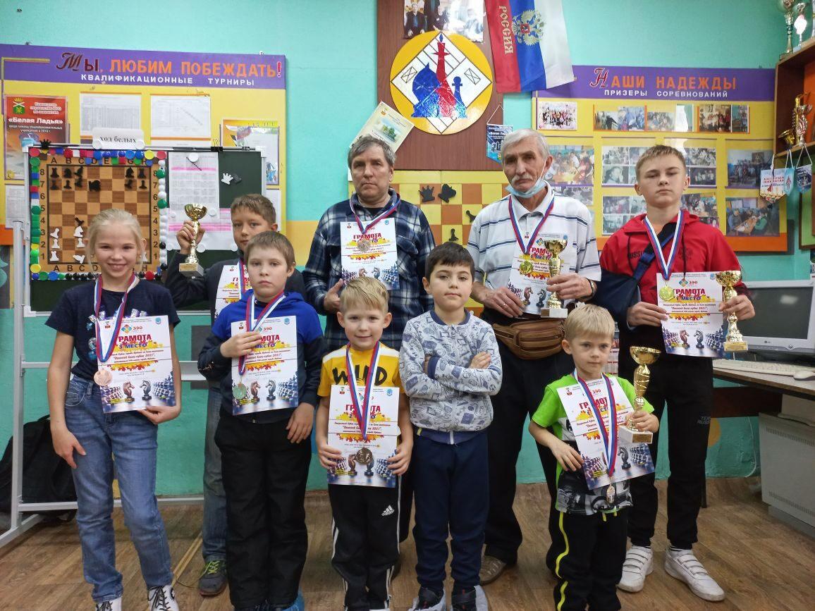 Открытый Кубок города Ирбита по блиц-шахматам «Осенний блиц-кубок 2021»
