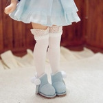 Чулки и колготки для кукол своими руками — МК и идеи