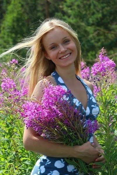 Элина Александровна