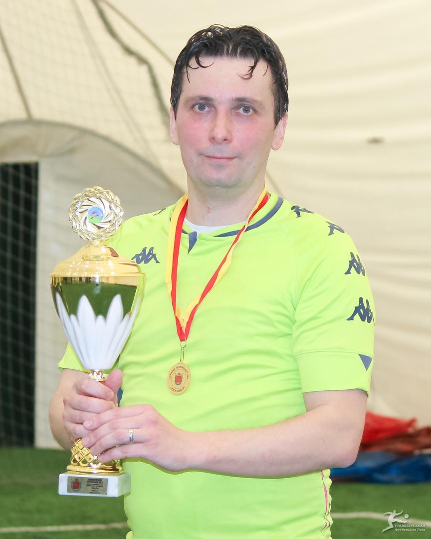 Олег Северьянов (812) - победитель дивизиона Пучкова.