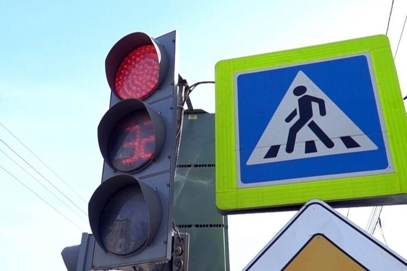 Режим работы светофоров изменят на ремонтируемом участке проспекта Ленина в Якутске