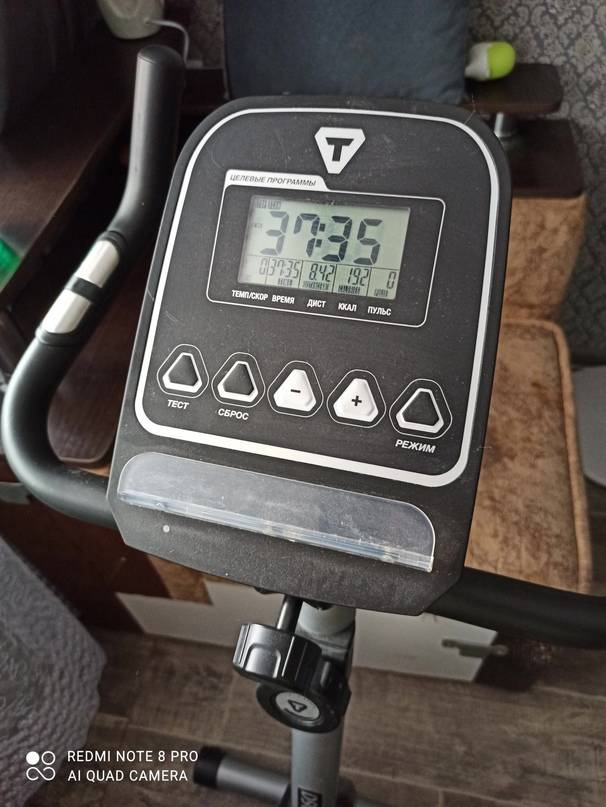 Купить велотренажер, практически новый. | Объявления Орска и Новотроицка №28547