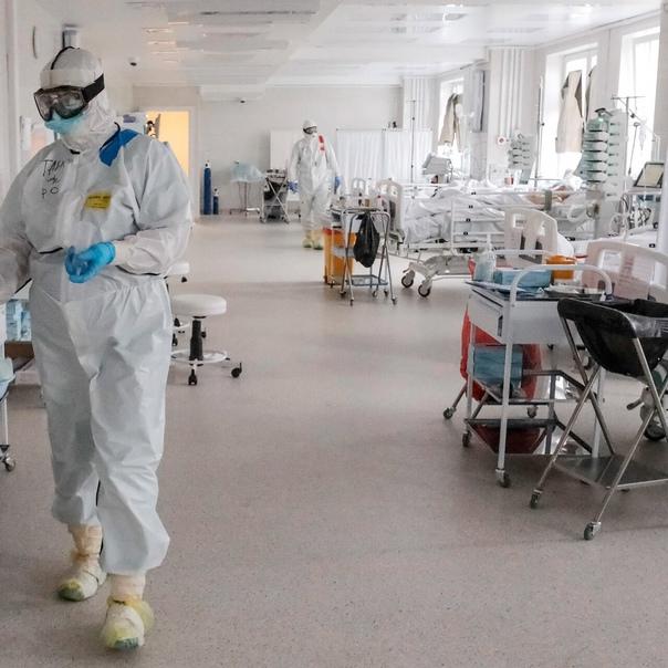 В России резко возросло число заболевших ковидом -...