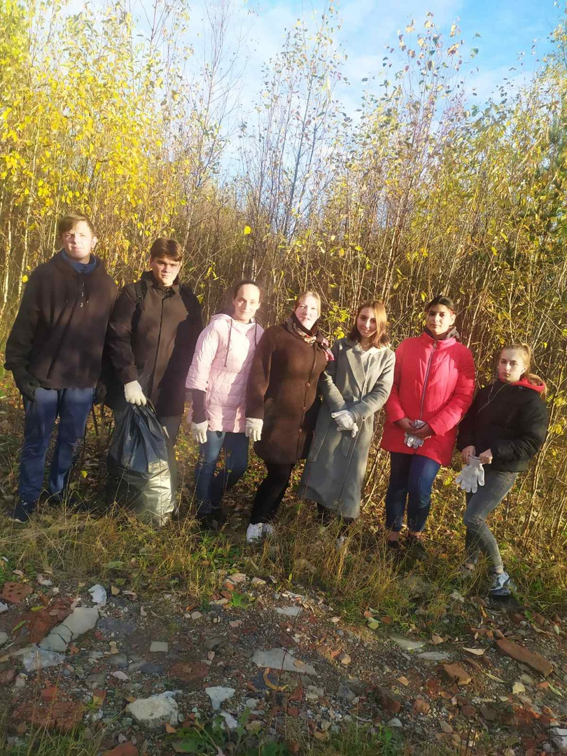 Молодёжь ЗА чистый лес!, изображение №6