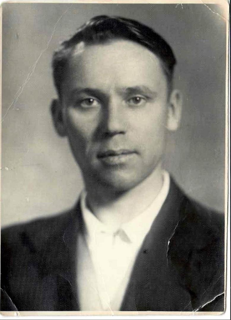 Мой дед, Потапов Герман Александрович. Мастер РМО