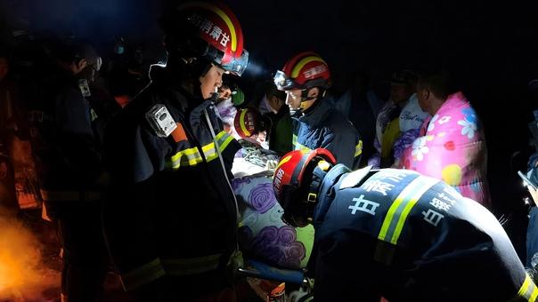 В эти выходные в Китае 21 человек погиб из-за непогоды во время марафона