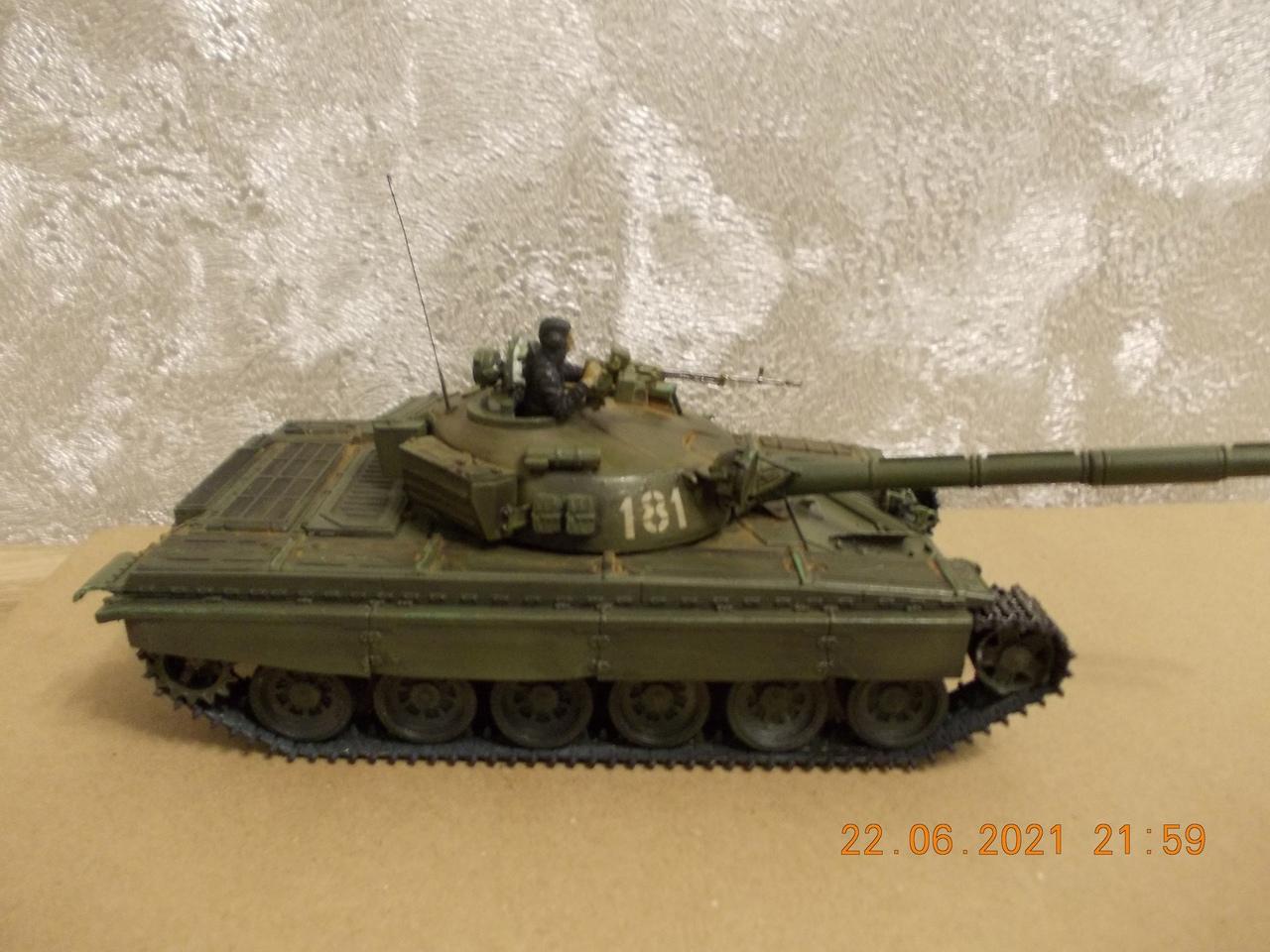 "Т-72А, 1/35, фирма ""Звезда"", кат.№3552 Qq-07ZfVS6M"