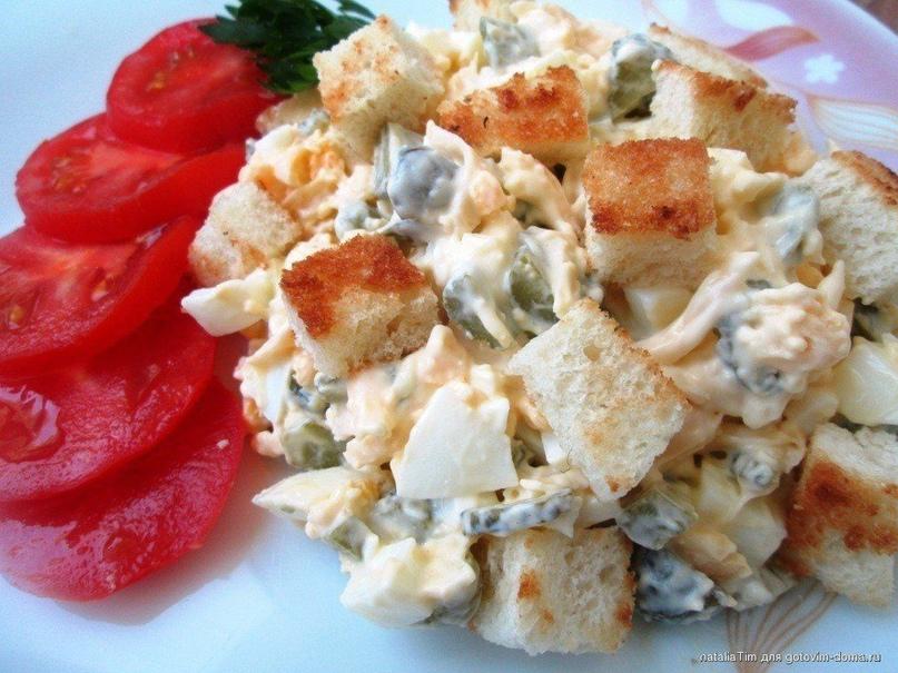 Топ-10 лучших рецептов салатов 🎄