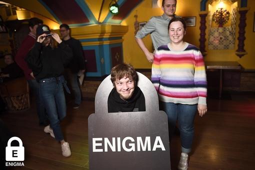 «Enigma №119, 27 апреля» фото номер 242
