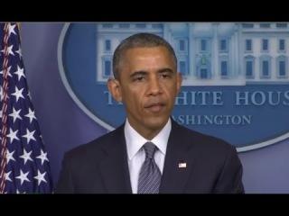 Заявление Барака Обамы о сбитом Боинге-777 на Украине! Украина новости: Донецк,Луганск