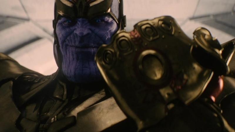 Ладно я сделаю это сам Сцена с Таносом Мстители Эра Альтрона Avengers Age Of Ultron